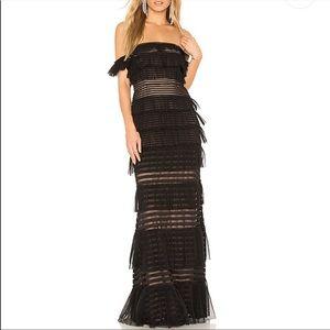 BCBG MAXAZIRA Elora Gown